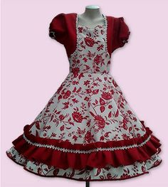 Huasa chilena, Vestidos de china! Baby Girl Dresses, Dance Outfits, Frocks, Dress Skirt, Summer Dresses, Skirts, Women, Google, Fashion