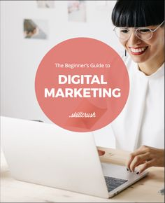 7 of the Best Entry-Level Digital Marketing Jobs - Skillcrush Content Marketing Tools, Online Marketing Services, Event Marketing, Digital Marketing Strategy, Marketing Interview Questions, Digital Jobs, What Is Digital, Entry Level, Employee Engagement