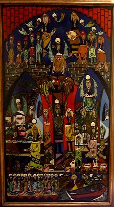 Crucifixión II (1967)