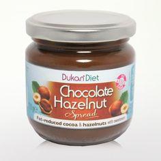 Gourmet chocolate spread