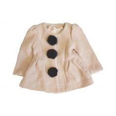 Dino Bebe Flare Coat