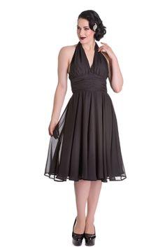 Hell Bunny Retro Monroe Dress