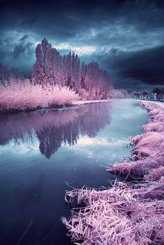 Surreal Infrared Landscape Photography – Enpundit