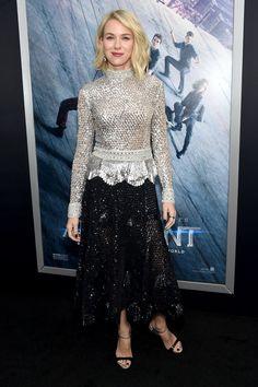 Naomi Watts Celebrities at Allegiant NYC Premiere 2016   Pictures   POPSUGAR Celebrity