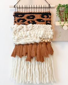 Mother Earth, Loom, Weaving, Tapestry, Patterns, Bedroom, Abstract, Projects, Crafts