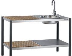 Sidebord med vask - Dancook.dk