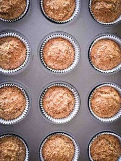 Get this Keto 2-ingredient muffins recipe here. Includes beautiful photos and printable step-by-step instructions.