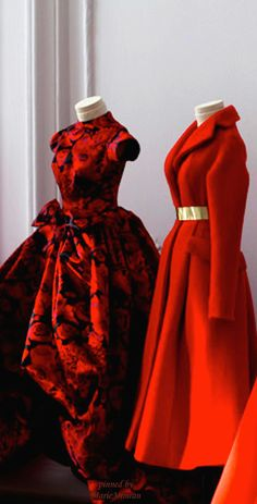 High Fashion of Dior displayed on the runway of Harrods London.