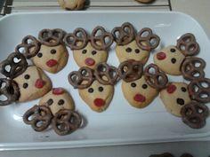 My reindeer cookies