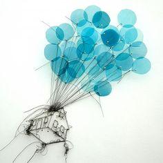 thread drawings