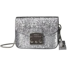 Pre-owned Furla New Cross Body Bag ($530) ❤ liked on Polyvore featuring bags, handbags, shoulder bags, none, crossbody shoulder bags, cross body, crossbody flap handbags, furla handbags and crossbody handbags