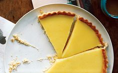 Lemon Curd Tart                  Lemon Curd Tart with Olive Oil Recipe   at Epicurious.com