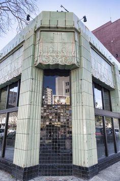 Art Deco ~ U.S.A. | Oakland, California