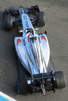 McLaren MP4-29 | Jenson Button