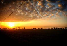 La #campagne du #sudmayenne au matin #sunrise #Mayenne #instamoment #igerspaysdelaloire #igersfrance #igersmayenne #instamood #instapic #slowlydays #jaimelafrance (à Pommerieux)