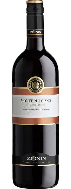 Zonin Regions Montepulciano d'Abruzzo | Dan Murphy's | Buy Wine, Champagne, Beer & Spirits Online