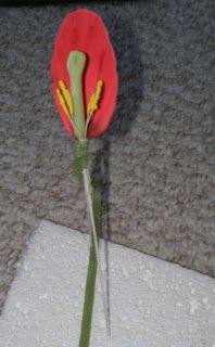 Diane's Decorating Diary: Gumpaste Tulip Tutorial