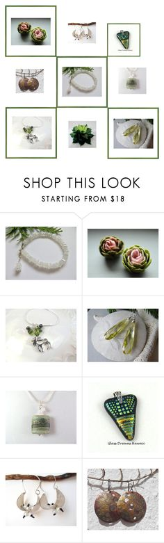 """""""Lovely Gifts"""" by keepsakedesignbycmm ❤ liked on Polyvore featuring jewelry and accessories"""