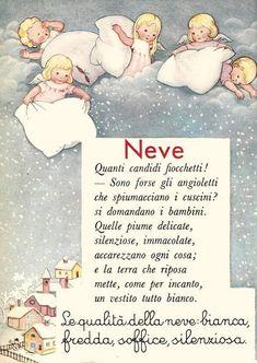 Italian Quotes, Semi, Learning Italian, Pin Pin, Vintage Italian, Primary School, Nostalgia, My Love, Fun