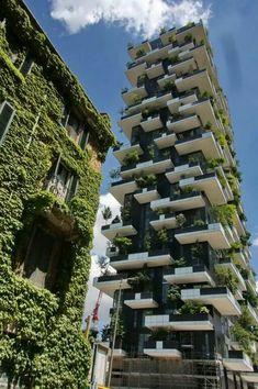 Palazzo con giardini