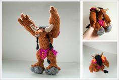 WoW amigurumi | Sprite Stitch