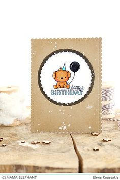 lunar animals {mama elephant designer spotlight}