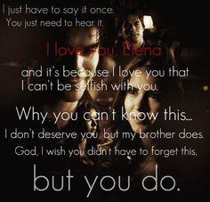 vampire diaries quotes   The Vampire Diaries TVD quotes