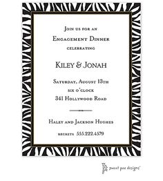 20 best black and white party invitations images on pinterest in black and white party invitations select and order from a large assortment of unique party invitations for all occasions filmwisefo
