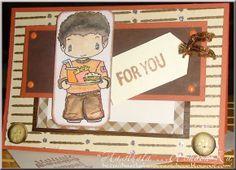 FOR YOU BOY!!!!!By HANMACA Art Studios