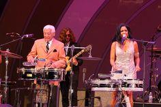 Father-daughter duo Pete Escovedo and Sheila E. open the season at Levitt Pavilion Pasadena on June 14!