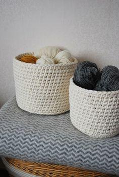 maria Carlander: two baskets