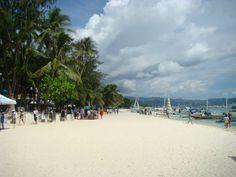 VISITING BORACAY ISLAND ON A STORMY WEATHER – lakwatserongdoctor Boracay Island, Dolores Park, Street View, Weather, Travel, Viajes, Destinations, Traveling, Trips