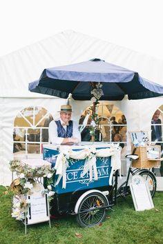 The Hottest Wedding Food Trends…Food Trucks, Ice Cream Parlours, Burger Shacks & More #wedding #foodtruck #ceremony