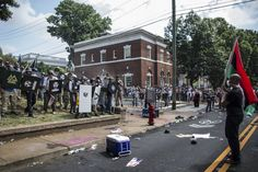 The recent unrest in Charlottesville, Virginia, after a white-supremacist rally has stoked some Americans' fears of a new civil war.