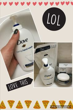 In love with Dove #buzzdove