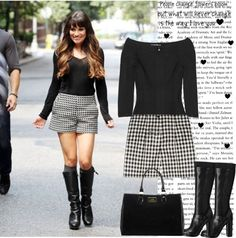 """Lea ♥"" by cathy-irish-chic ❤ liked on Polyvore"