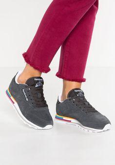 CL LTHR MH - Sneakers laag - coal white. Reebok ... f6e677126