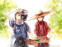 Yamatonokami and Kashuu