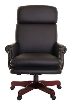 Exceptionnel Boss Executive Leather Chair