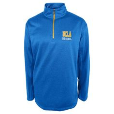 Ucla Bruins Men's 1/4 Zip Sweatshirt