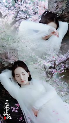 Yang Mi Three lives three worlds Ten miles of peach blossoms Eternal Love Drama, Chinese Movies, Peach Blossoms, Female Character Design, Love Clothing, Hair Ornaments, Anime Art Girl, Ulzzang Girl, Traditional Outfits