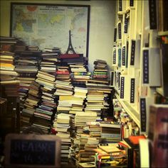 #Bookshelves. What my house looks like!