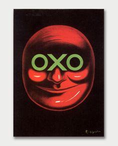 Leonetto Cappiello, OXO Advertising Poster, 1911