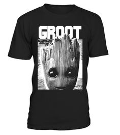 a05047bfb Marvel Groot Guardians of Galaxy 2 Innocent Graphic T-Shirt . Special Offer