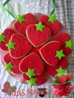 cookies frutillita