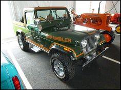 F13 1983 Jeep CJ-8 Scrambler Photo 7
