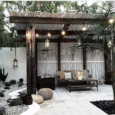 There are lots of pergola designs for you to choose from. You can choose the design based on various factors. First of all you have to decide where you are going to have your pergola and how much shade you want. Decor, Outdoor Decor, House Design, House, Home, Outdoor Spaces, Outdoor Space, Pergola Plans, Outdoor Design