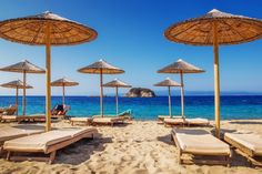 Troulos beach, Skiathos, Greece
