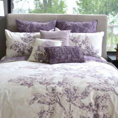 $99 queen & 2 shams: May Duvet Cover and Sham Sets - BedBathandBeyond.com