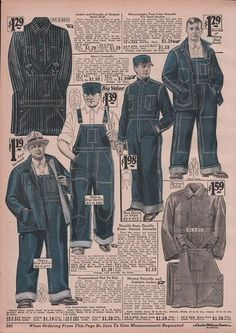 Jacket and overall work suit